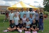 The Girls Team Winners of Hopewell Valley