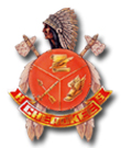 Cherokee High School Shield